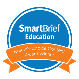SmartBrief Education Editor's Choice Content Award