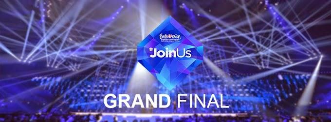 #JoinUs Online   EUROVISION 2014 GRAND FINAL