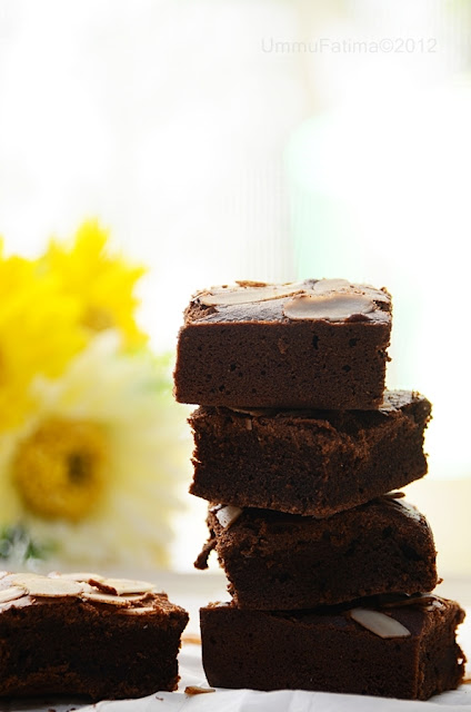 healthy baked brownies gluten free