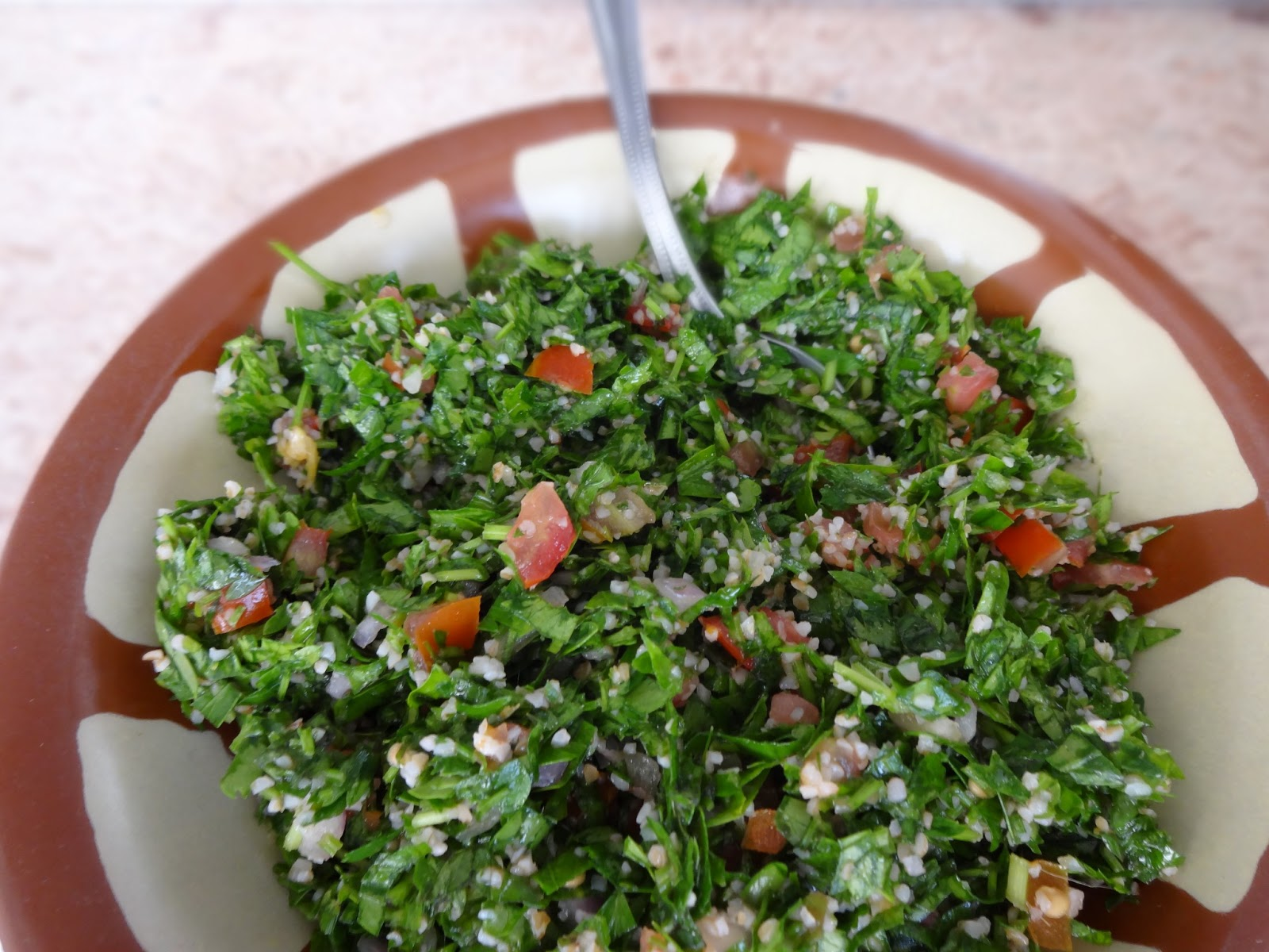 Tabbouleh Salad – تبولة