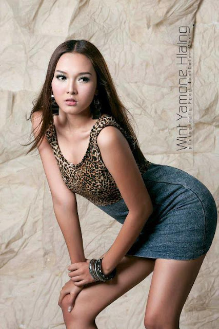 myanmar popular episode actress wint yahmone hlaing