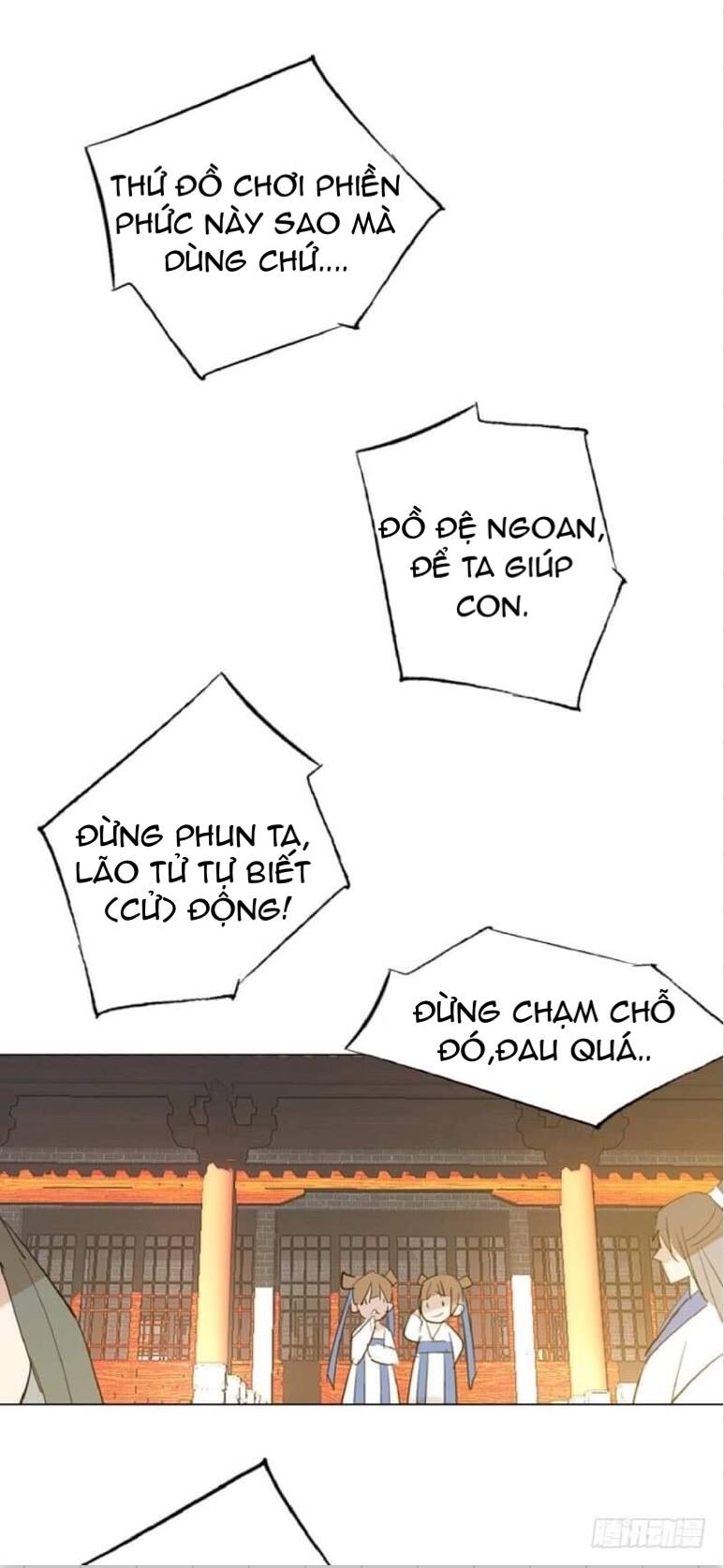 Sư Phụ Lại Đang Đùa Giỡn Ta - Chap 3