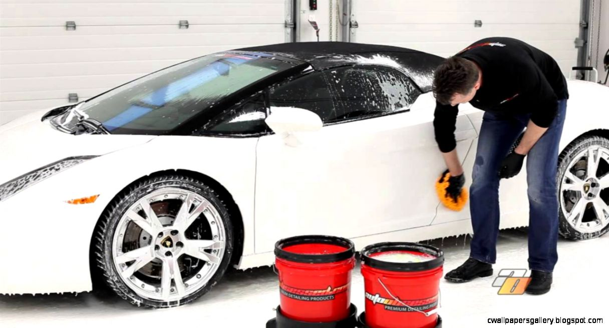 Tutorial how to wash your car best car wash methods by Auto