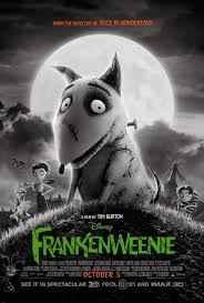 فيلم Frankenweenie رعب