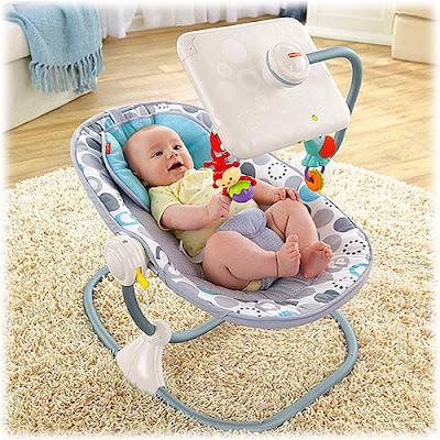 Siège bébé Fisher Price avec iPad intégré