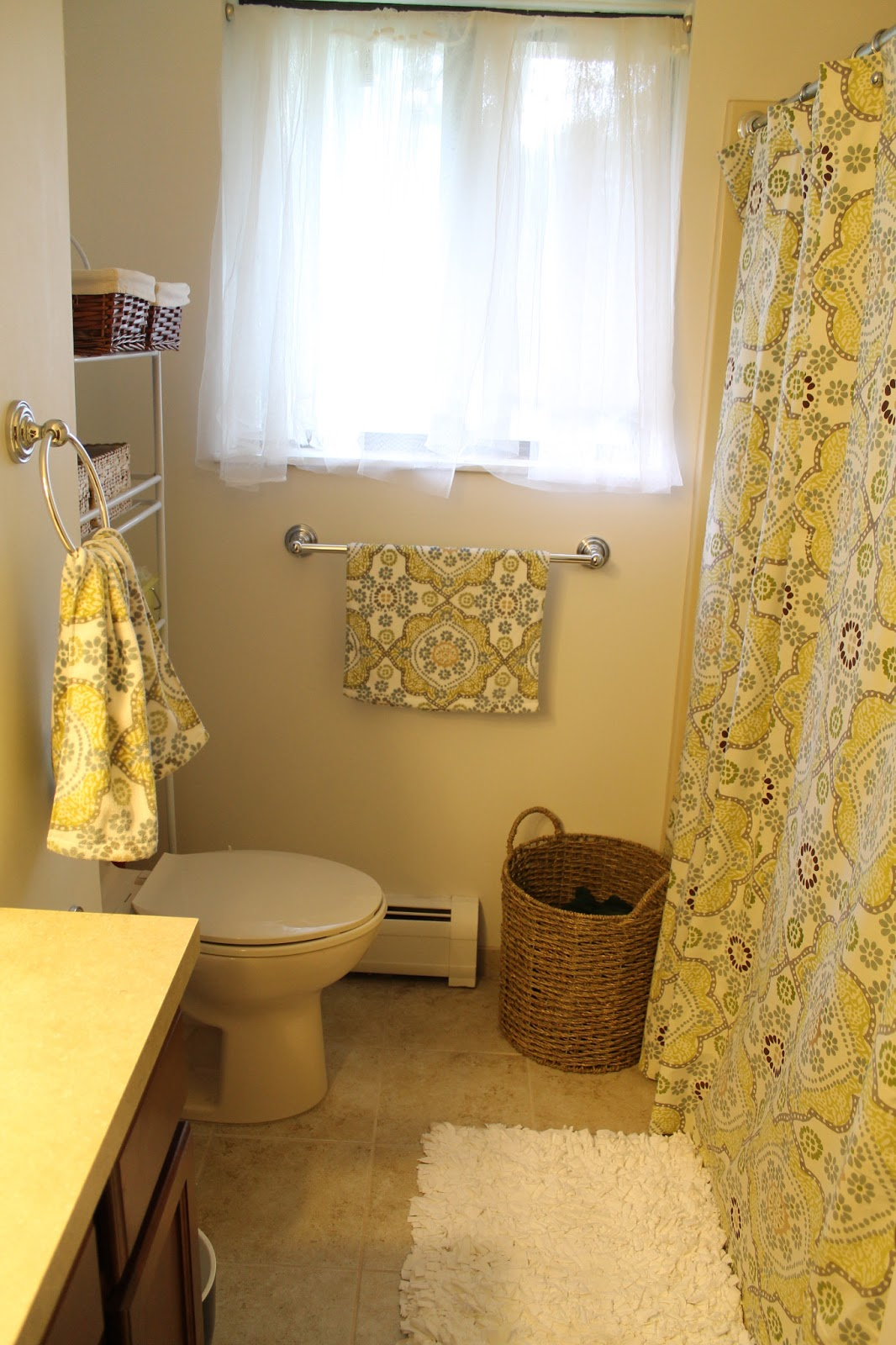 Upstairs Bathroom Tour Hello Products Kendall Rayburn
