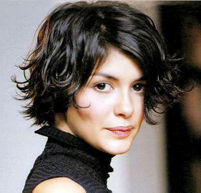 El flequillo ideal para el pelo rizado Nosotras - Cortes De Flequillo Para Pelo Rizado