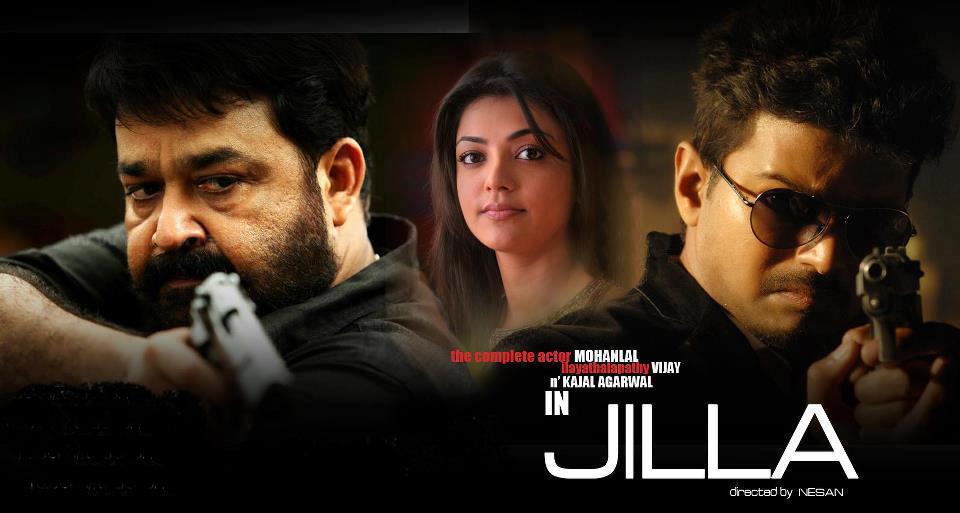 Download Kandangi Song From Jilla Movie Poster
