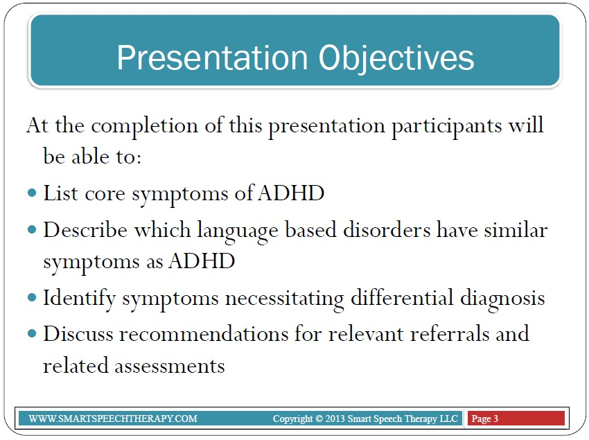 case study on adhd student