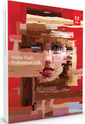 Adobe Flash Professional CS6 Wallpaper + Crack