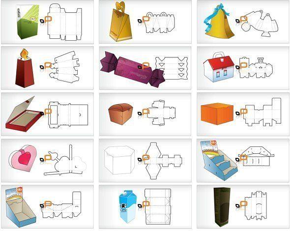 Подарочная упаковка из картона своими руками - Paket-nn.ru
