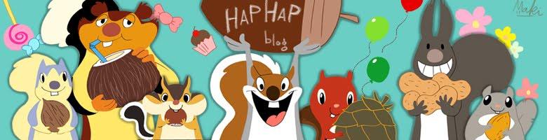 HAP HAP 日本語ブログ
