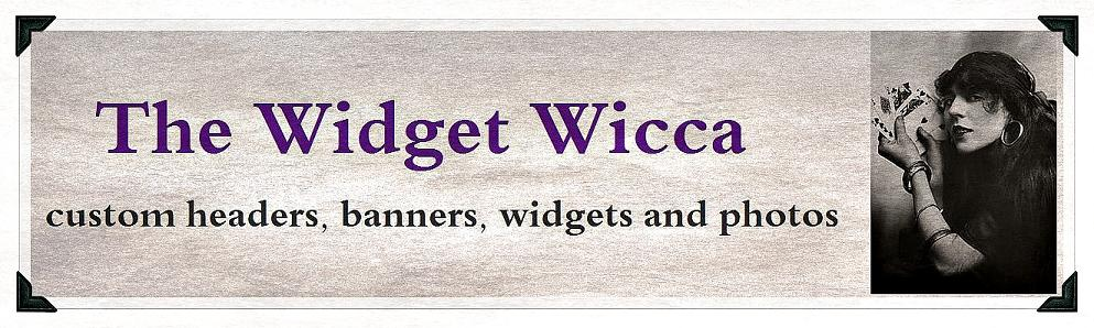 The Widget Wicca