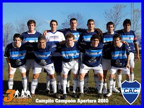 Campeón Apertura 2010