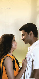 Samantha-in-yeto-vellipoyindi-manasu-with-nani