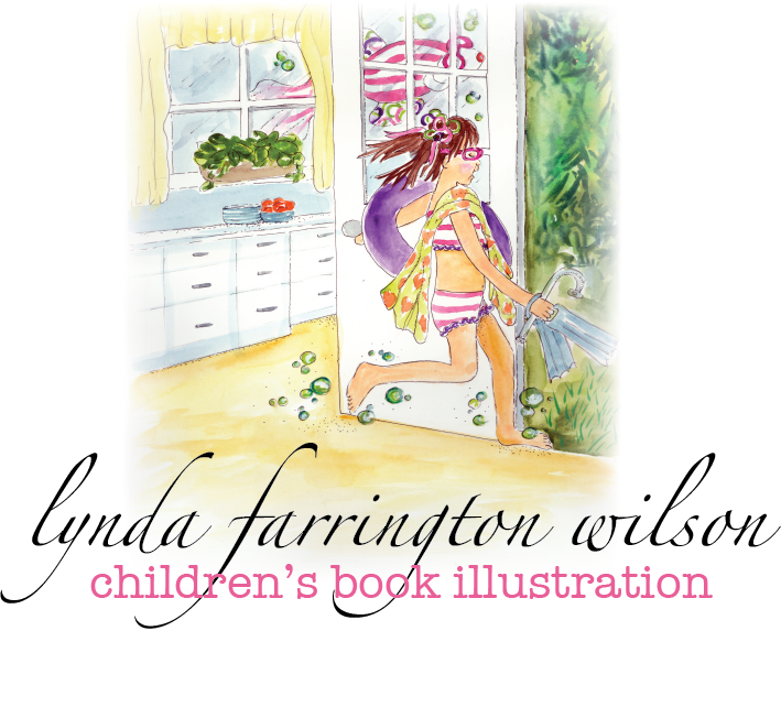 Lynda Farrington Wilson Illustration