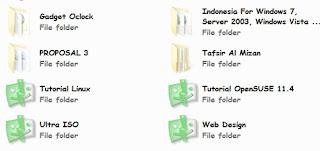 Cara Mengembalikan File Yang Terhidden