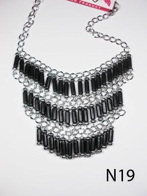 kalung aksesoris wanita n19