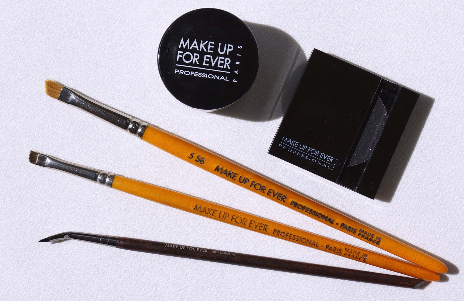 Make up for ever кисти для макияжа