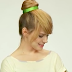 Halloween Hairstyle Tutorial: Tinker Bell Hairstyle Tutorial