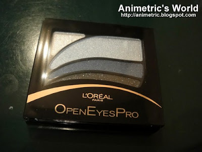 L'oreal Open Eyes Pro in Blue Harmony