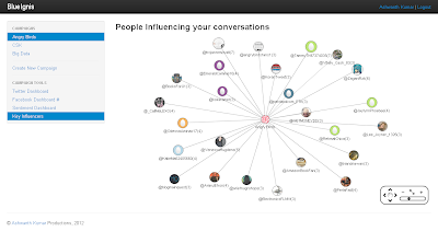 BlueIgnis Key Influencers