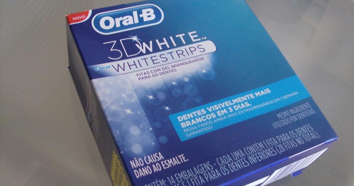 blog do individual oral b 3d white strips vale a pena. Black Bedroom Furniture Sets. Home Design Ideas