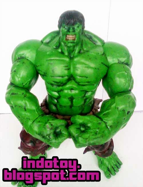 Jual Action Figure Hulk Marvel Select Loose