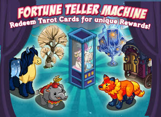 FarmVille Fortune Teller Machine Loading Screen