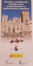 Real Monasterio de Santa Mª de Guadalupe para escolares