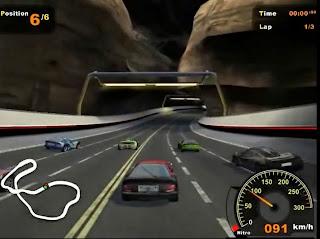 Game Balap Mobil Extreme Racers