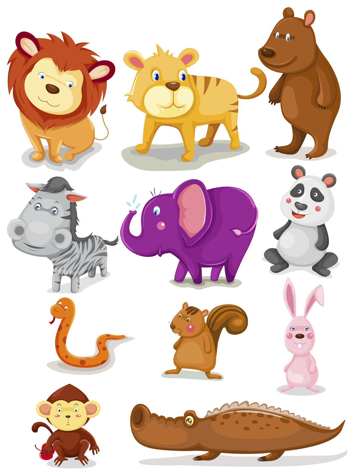 Animal Wallpapers Gkids