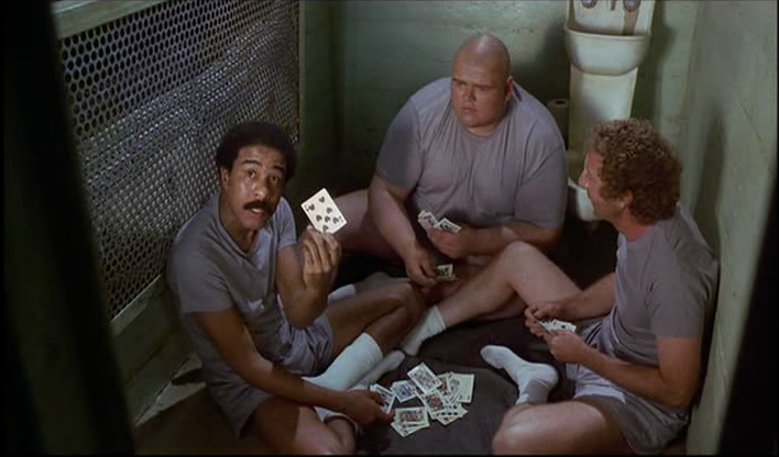 Stir Crazy had a poker scene