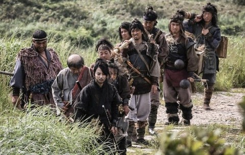 Download Korean Movie The Pirates 2014 Subtitle Indonesia