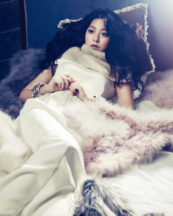 POP: Park Se Young (Photoshoot) December 2012 B1a4 2013 Photoshoot