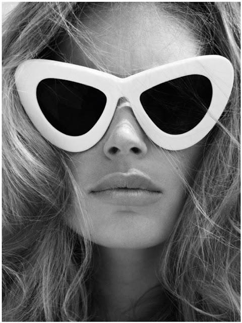 Style inspiration: Black & white