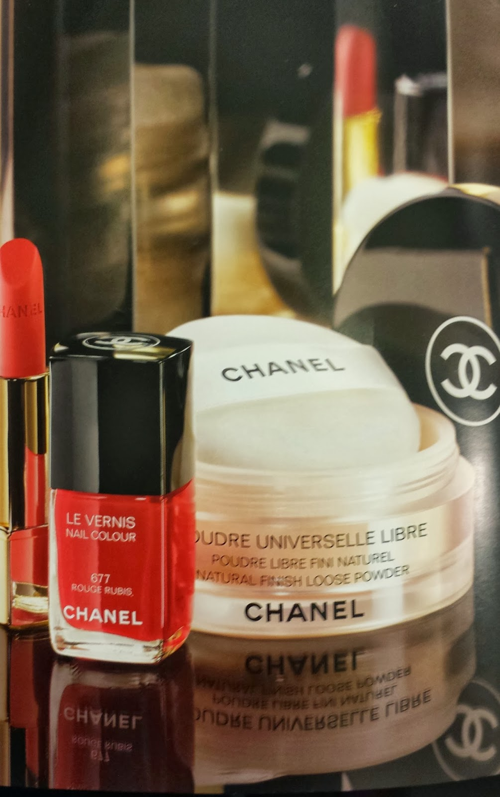 Jayded Dreaming Beauty Blog: CHANEL: HOLIDAY 2013 COLLECTION NUIT ...