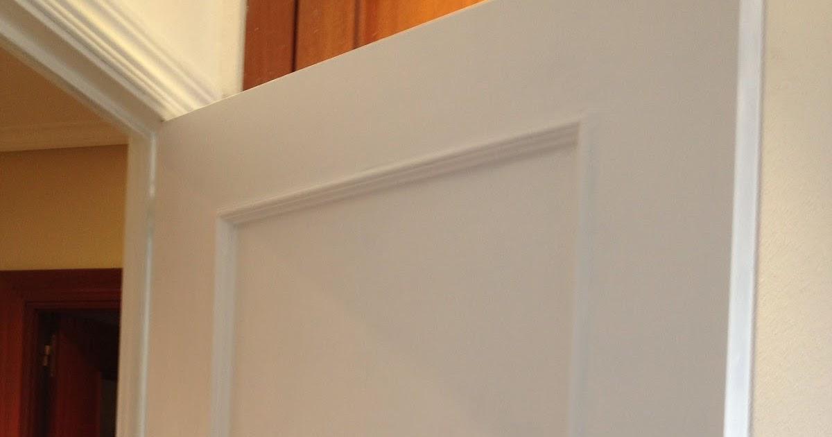 Adios al sapely, pintar puertas de blanco ~ Juntitoscrafts punto y ...