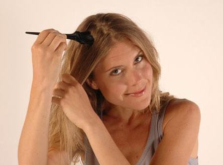Como te irse el pelo en casa - Como aclarar el pelo en casa ...