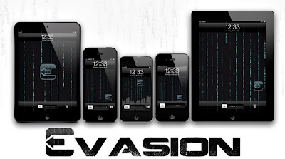 Jailbreak iPhone 5 Evasi0n