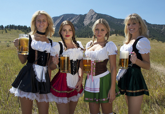 Country that Drinks the Third Most Beer - Germany