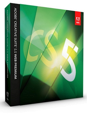 Capa Adobe Creative Suite 5.5 Web Premium + Crack