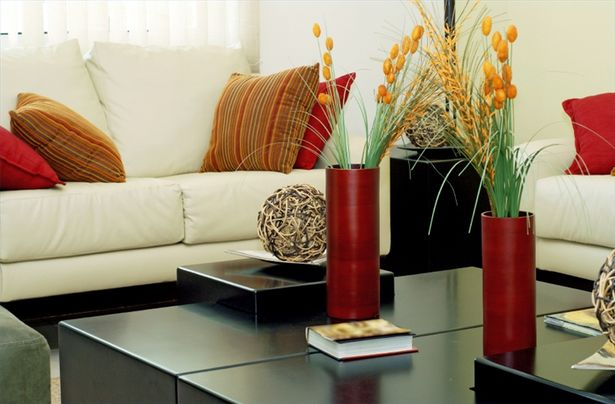 Simple And Easy Way Of Decors Is ..like Placing The Candles, Enhancing The  Dull Room With Colorful Pillows, Cushions, Table Covers, Painting, Photo  Frames ...