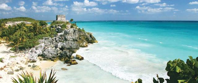 En Yucatán podrás mezclar vacaciones arqueológicas y de relax