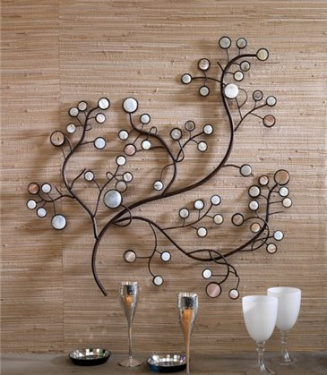 Creative Metal Wall Art Kerala Home Design And Floor Plans
