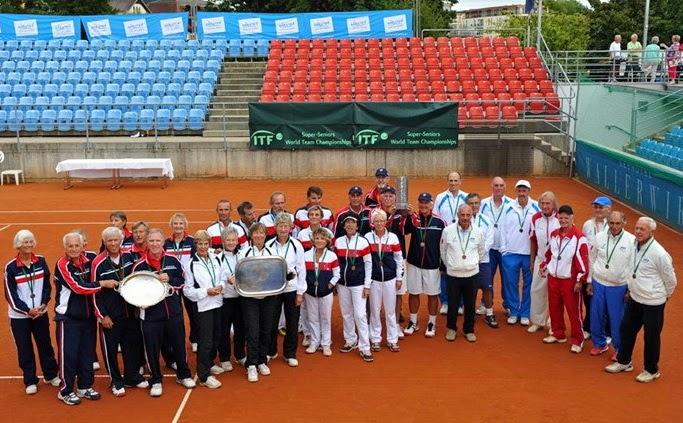 ITF MUNDIAL SUPER SENIORS - LLEGÓ EL FINAL