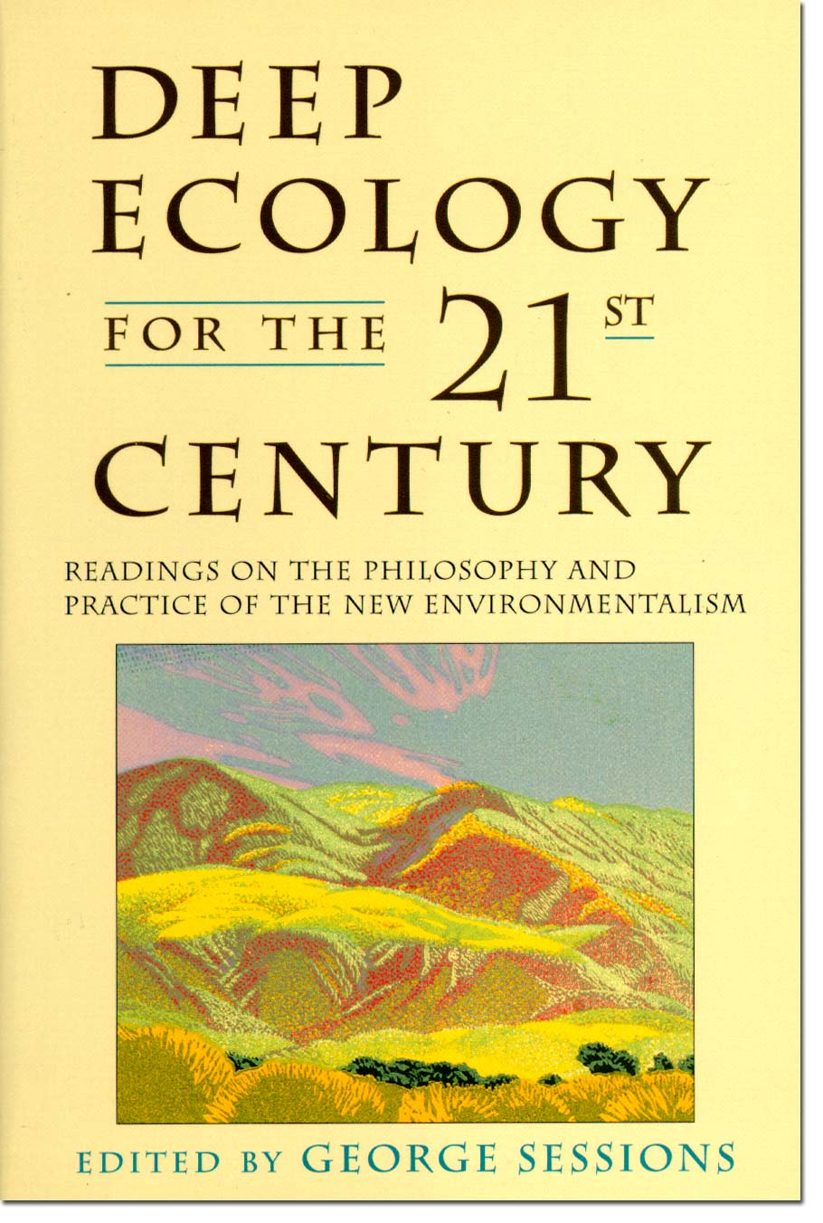deep ecology and shallow ecology Deep ecology is presented in contrast to reformist 'shallow ecology' which retains a utilitarian and anthropocentric attitude to nature 'shallow ecology' tends to focuses on technological solutions to environmental problems.