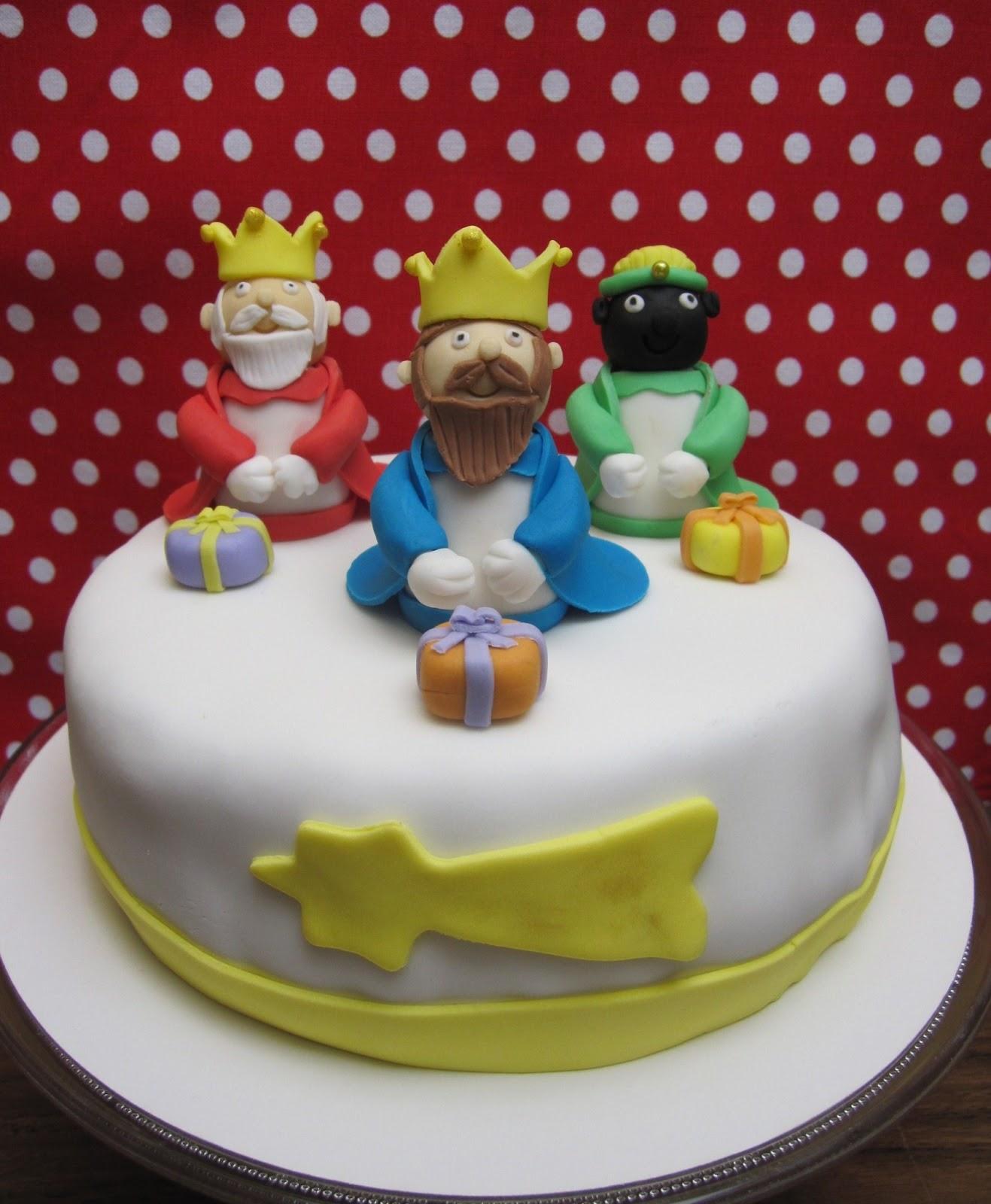 Jarita 39 s cookies tarta reyes magos - Ideas para reyes ...