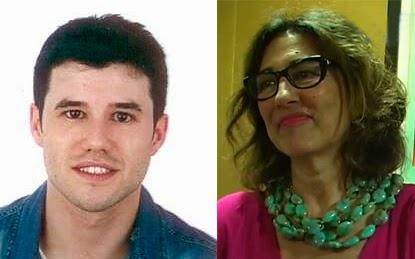 Ganadores del Goya actor revelación, Isabel Ordaz y Andoni Erburu, 1997