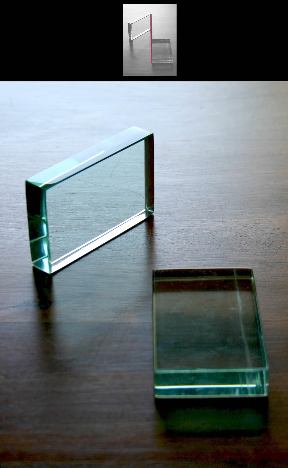 Arise Glass Edge
